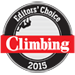 Climbing Editors Choice 2015